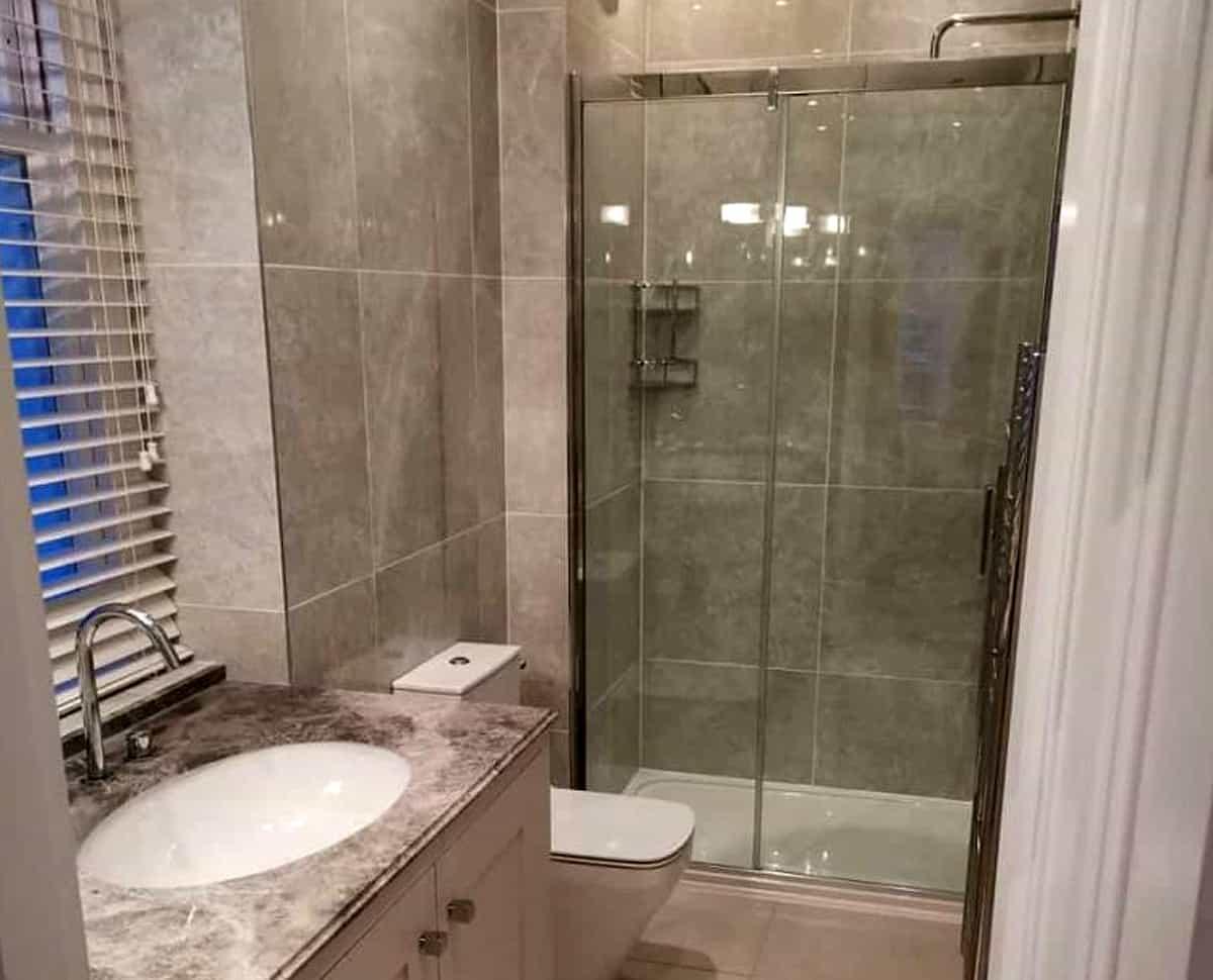 marshels luxury bathroom refurbishment 3