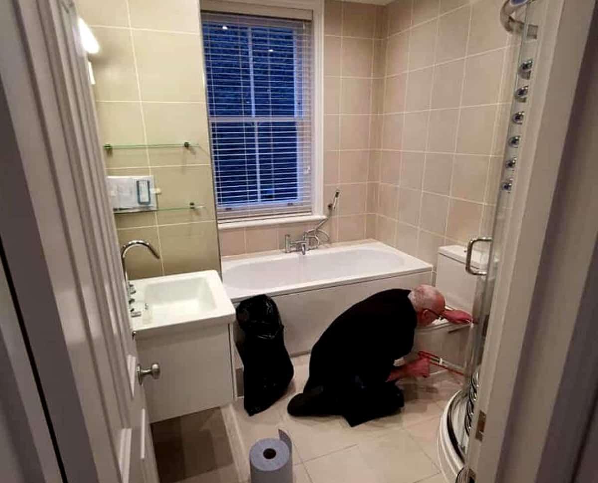 marshels luxury bathroom refurbishment 2