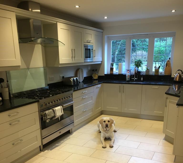 Luxury kitchen refurbishment