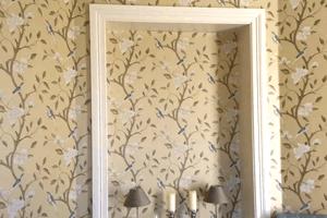 wallpaper refurbishment